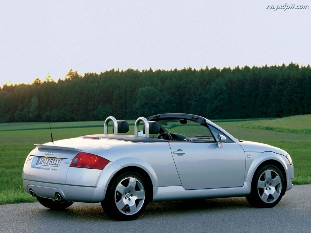 cabrio audi tt na pulpit. Black Bedroom Furniture Sets. Home Design Ideas